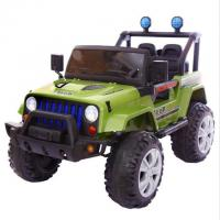 China wholesale toy electric car battery operated for kids with two seats wholesale