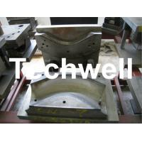 China Custom Elbow Moulding Machine for Black Steel / Galvanized Steel / Copper Downspout Elbow wholesale