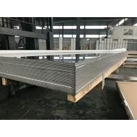 Buy cheap Grade 430  Cold Rolled Sheet Steel  2B Finish In 4.0mm Thickness  4 Feet Width from wholesalers