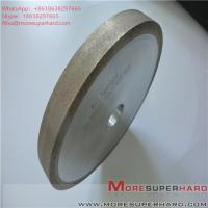 China Metal - bonded diamond grinding wheel processing ceramics ALisa@moresuperhard.com on sale