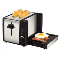 China 2 in 1 toaster grill wholesale
