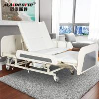 Buy cheap Full Functions Electric Homecare Beds For Elderly People With Toilet , Home Nursing Bed from wholesalers