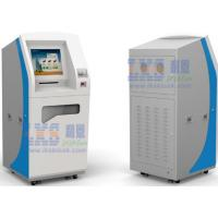 China Prepaid Prepaid Card Kiosk Digital Coupon Printing Pamphlets Dispensing wholesale