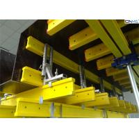 China Steel Timber Beam Forming Support , Pouring Height 300mm - 600mm wholesale