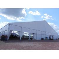 China 50m Large Waterproof Aluminum Frame Tent With PVC Fabric Cover , Gazebo Party Tent on sale