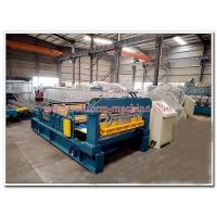 China Automatic Flat Metal Sheet Slitter and Cutter Machine with Steel & Aluminum Coil Decoiler and Electric Controller on sale