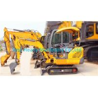 Buy cheap XE15 Hydraulic Crawler Excavator 0.044m³ from wholesalers