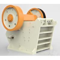 China 50MM CSS Jaw Crusher Machine CE Approved Coal Mining Machines Big Crushing Ratio wholesale