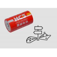 China 3.6V ER34615M Spiral D Model 14000mAh Pulse 4000mA Li-SOCl2 Cylindrical Batteries wholesale