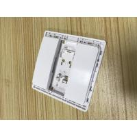 China High Precision Electrical Plug Mold Plastic Injection Parts ISO Certification wholesale