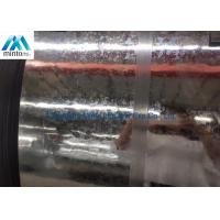 China Cold Rolled Steel Coil Galvanized Steel Strip For Banding Steel Drawer Hardware wholesale