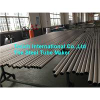 Quality Min Mpa Extruded Titanium Alloy Steel Pipe , Hot Rolled Steel TubingTA1 240 for sale