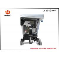China Removing Paint / Epoxy Marble Floor Grinding Machine With Double Disc wholesale