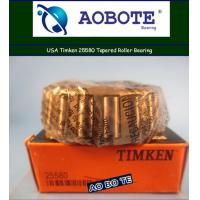 China Long life ABEC 5 Timken Taper Roller Bearings For Agriculture wholesale
