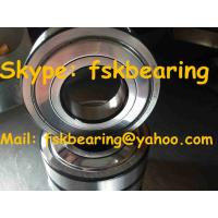 China Double Shield Deep Groove Ball Bearing Black Chamfering Z3V3 C3 wholesale