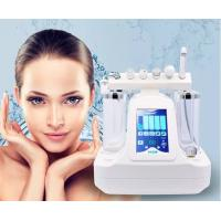 China 7 In1 New Beauty Machine With LED Mask Hydra Diamond Dermabrasion  For Skin Cleaning wholesale