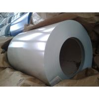 China DX51D+AZ GL AZ80g Prepainted Galvalume Steel Coil White Blue For Metal Roof wholesale