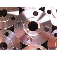 China Stainless steel slip on flanges on sale