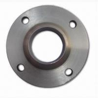 China Weld Neck Flange, Available in Different Types and 1/2 to 24-inch Sizes wholesale