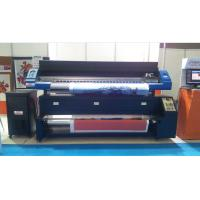 China Large Format DX5 Dye Sublimation Direct Fabric Printers With Sublimation inks wholesale