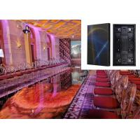 China P8 Interactive Outdoor Dance Floor LED Display IP65 For Entertainment Center wholesale
