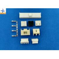 China One Row Battery Terminal Connectors 3.96mm With Brass / Phosphor Bronze Side entry Housing wholesale