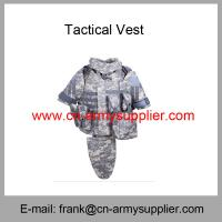 China Wholesale Cheap China Digital Camouflage Full Protection Tactical Vest wholesale