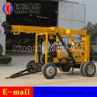 China XYX-3 Wheeled Hydraulic Core Drilling Rig wholesale