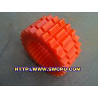 Quality High precison Mould injected plastic nylon 20 Teeth 50 straight gear bevel pinion gear plastic gear parts Manufacturer for sale
