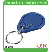 China 125Khz RFID Key Fobs ISO11785 EM ID RFID Card Token Tags TK4100 Chip For Time Attendace system on sale