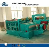 China Automatic Metal Slitting Line , Steel Coil Slitting Machine Line With Recoiler wholesale