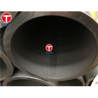 Quality 30CrMoE 42CrMoE Hot Rolled / Cold Drawn Seamless Tube O.D 356-1000mm GB28884 for sale