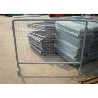 China Hot Dipped Galvanized Temporary Construction Fence For Sports / Concerts wholesale