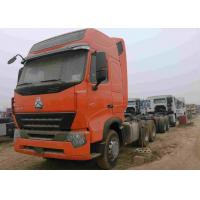 China HOWO A7 6*4 Prime Mover Truck ZZ4257M3247P1B 10 Wheel Tractor Trucks on sale