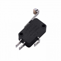 China Black AC 250V KW1 103 7 3D Printer Limit Switch With Long Handle wholesale