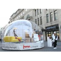 China Clear camping Tent, Decoration Snow Globe for Christmas wholesale