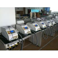 China Pigment And Tattoo Removal Portable Q-Switch ND YAG Laser Machine wholesale