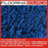 Buy cheap High quality soft PVC Loop Coil Matting Anti-slip and Dust Control Matting for from wholesalers