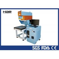 China Continuous Low Noise CO2 Laser Marking Machine 3D Dynamic Focus On Plastic wholesale