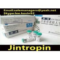 China Jintropin HGH Human Growth Hormone Supplements 100iu/Box For Bodybuilder wholesale