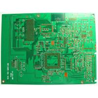Buy cheap FR-4 1 - 18 layers Multilayer PCB board 1.6mm Thickness , 0.076mm ( 3mil ) UL , from wholesalers