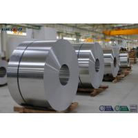 China Construction Decoration Thin AA 1110 Cold Rolled Aluminium Coil With 1250mm Width wholesale