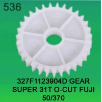 China 327F1123904D GEAR TEETH-31 O-CUT FOR FUJI FRONTIER 350,370 minilab wholesale