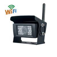 China WIFI Wireless Backup Camera 28 LED Lights For Truck Reversing System wholesale