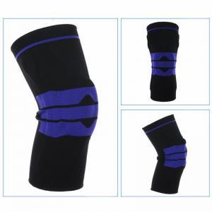 China Naturehike Outdoor sport Protective Gear Cycling running Adjustable Elastic knee sleeve Knee Pad knee brace wholesale