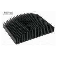 China 6063 Aluminum Heatsink Extrusion Profiles For Water Cooler / Electronic Radiator / Automatic Industry wholesale