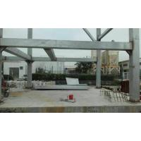 China Prefabricated Warehouse Steel Structure Construction With BS EN Standard wholesale