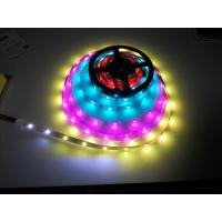 China IP65 Waterproof HD107s LED Flexible Strip Lights 5050 RGB DC5V Individually Addressable wholesale