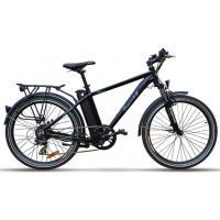 China Pedal Powered Electric Bike , Intelligent Brushless Motor Assisted Bike wholesale
