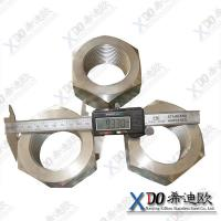 China supplying 25-6SMO/1.4529 stainless steel hex nut factory low prices wholesale